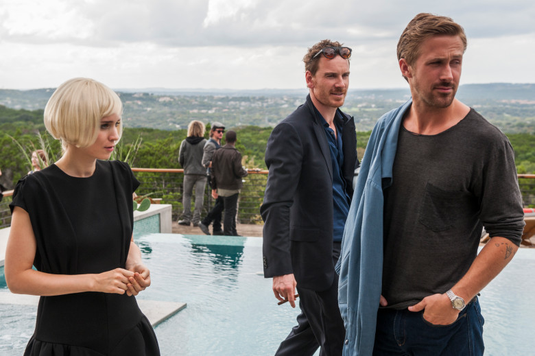 Song To Song : Photo Michael Fassbender, Rooney Mara, Ryan Gosling
