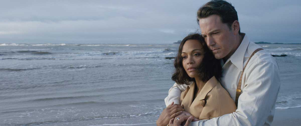 Live By Night : Photo Ben Affleck, Zoe Saldana
