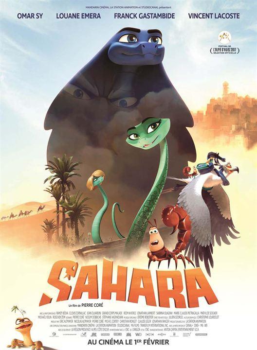 Sahara : Affiche