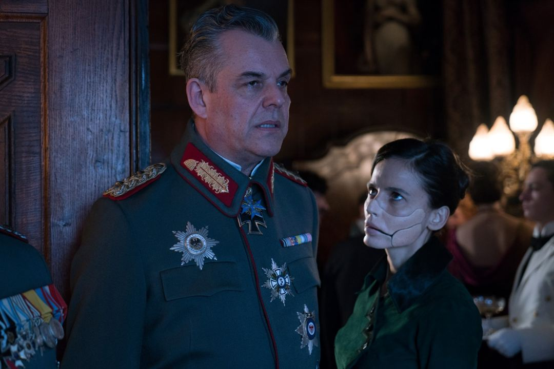 Wonder Woman : Photo Danny Huston, Elena Anaya