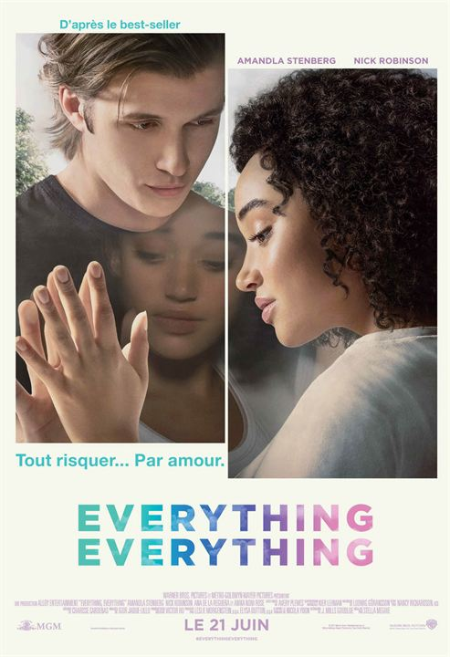 Everything, Everything : Affiche