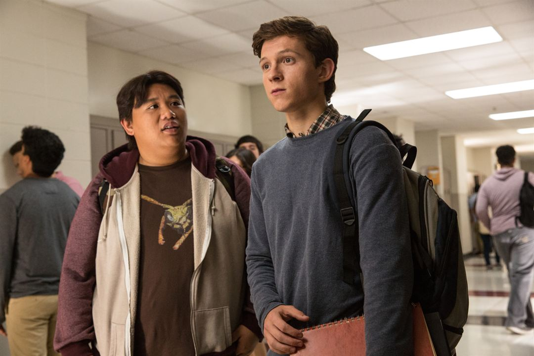 Spider-Man: Homecoming : Photo Jacob Batalon, Tom Holland