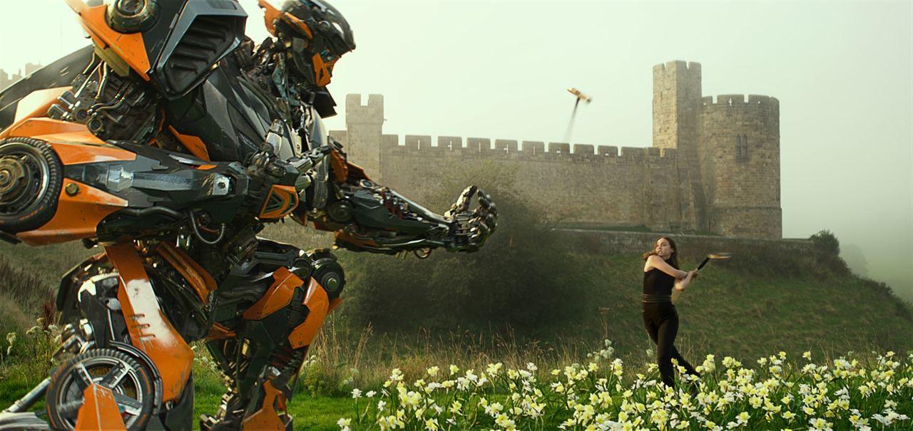 Transformers: The Last Knight : Photo Laura Haddock
