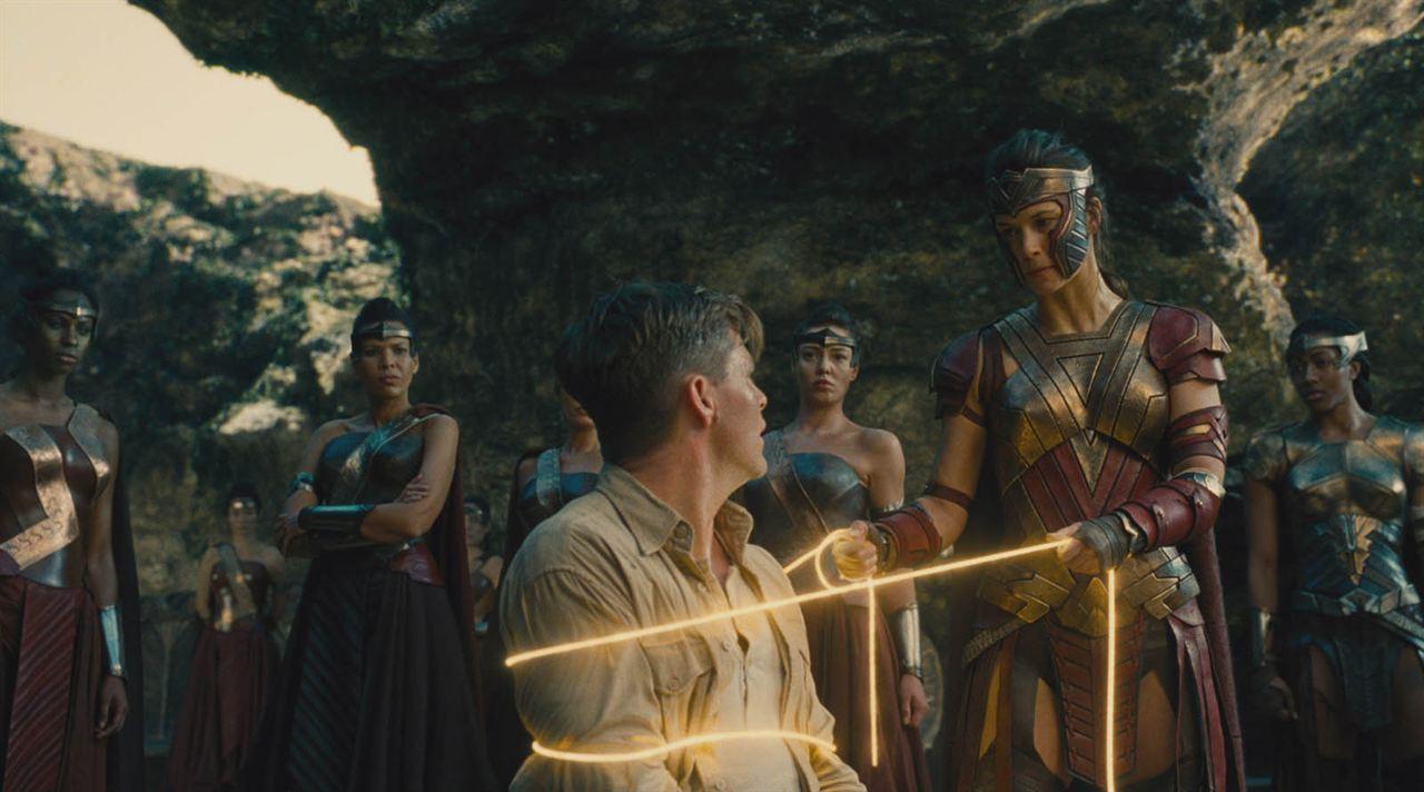 Wonder Woman : Photo Chris Pine
