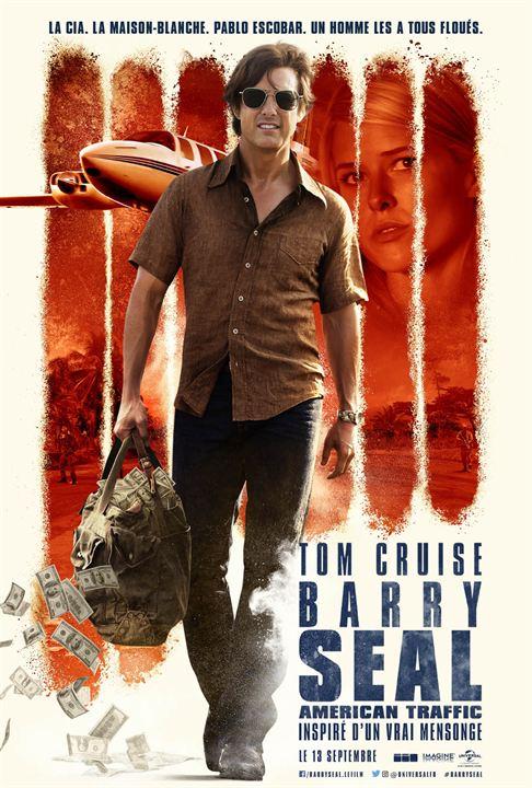 """Résultat de recherche d'images pour """"barry seal affiche"""""""