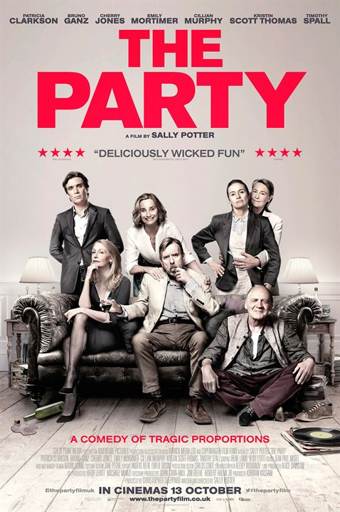 The Party : Affiche