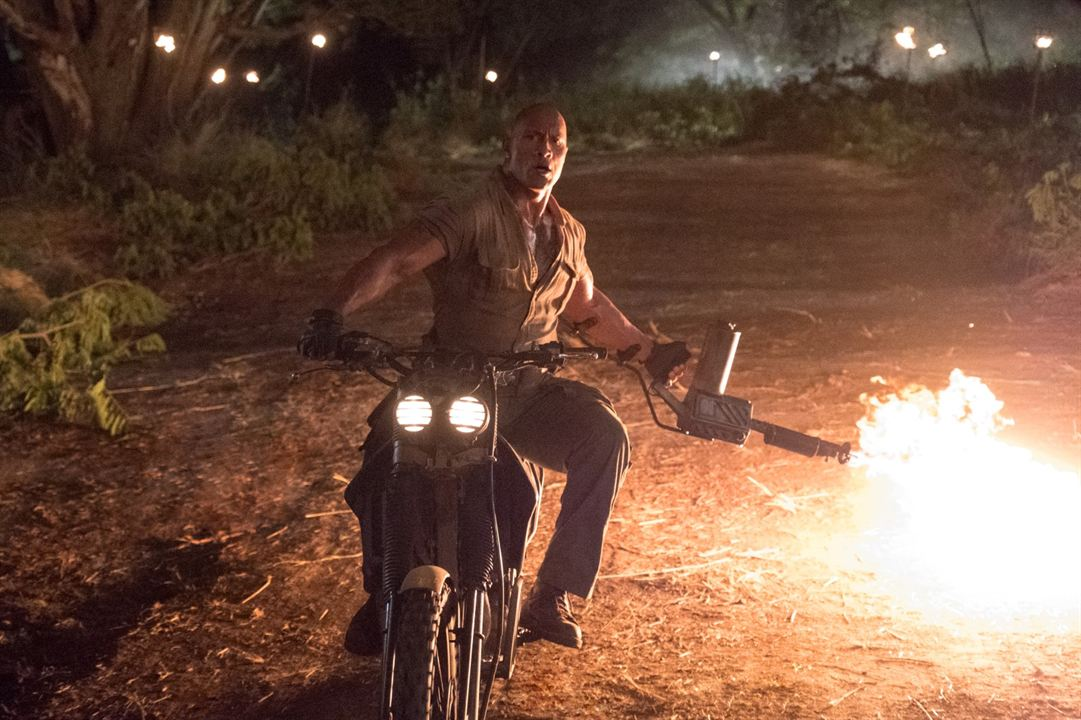 Jumanji : Bienvenue dans la jungle : Photo Dwayne Johnson
