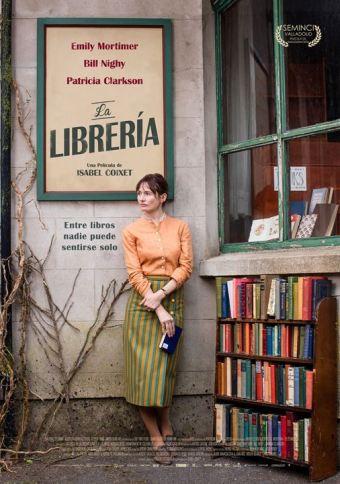 The Bookshop : Affiche