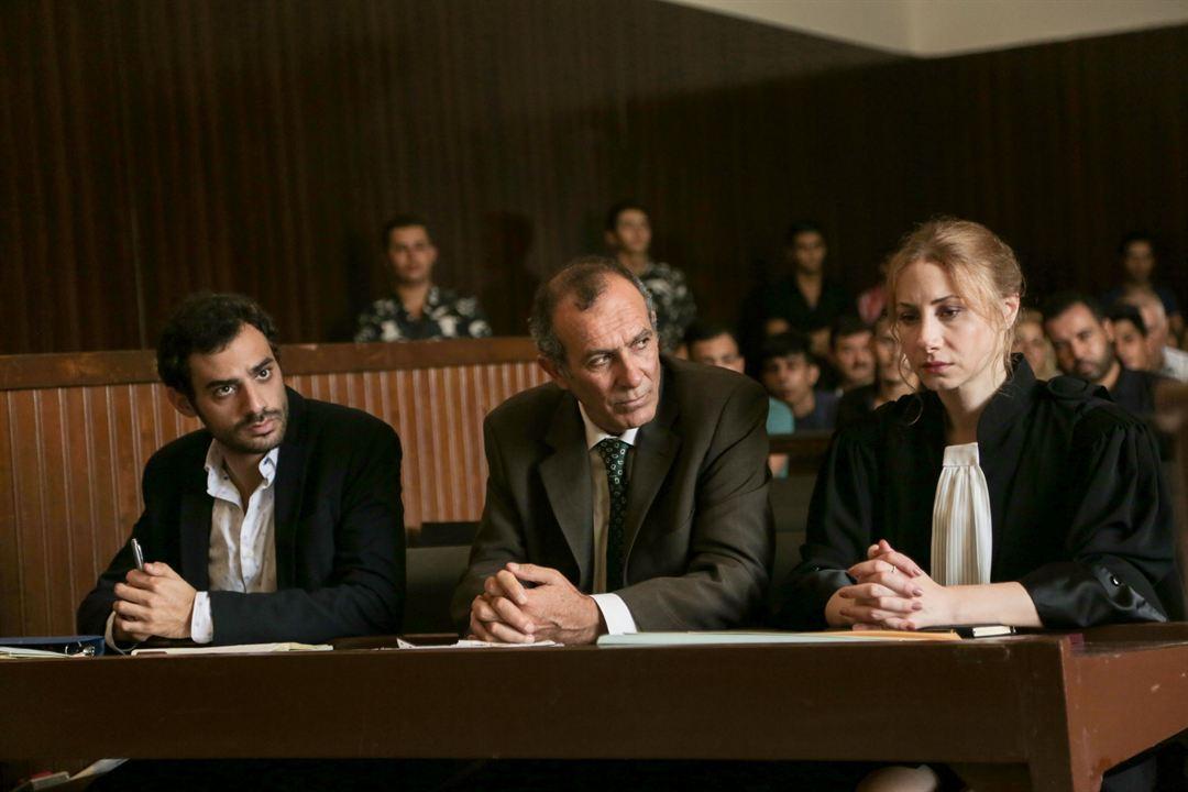 L'Insulte : Photo Adel Karam, Diamand Bou Abboud, Kamel El Basha