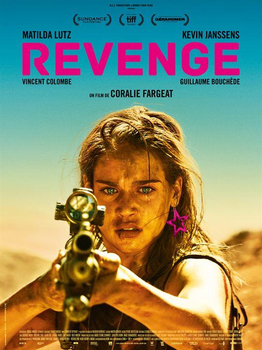 Revenge : Affiche