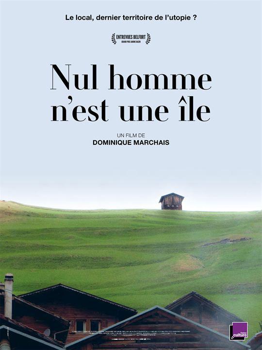 Nul homme n'est une île : Affiche