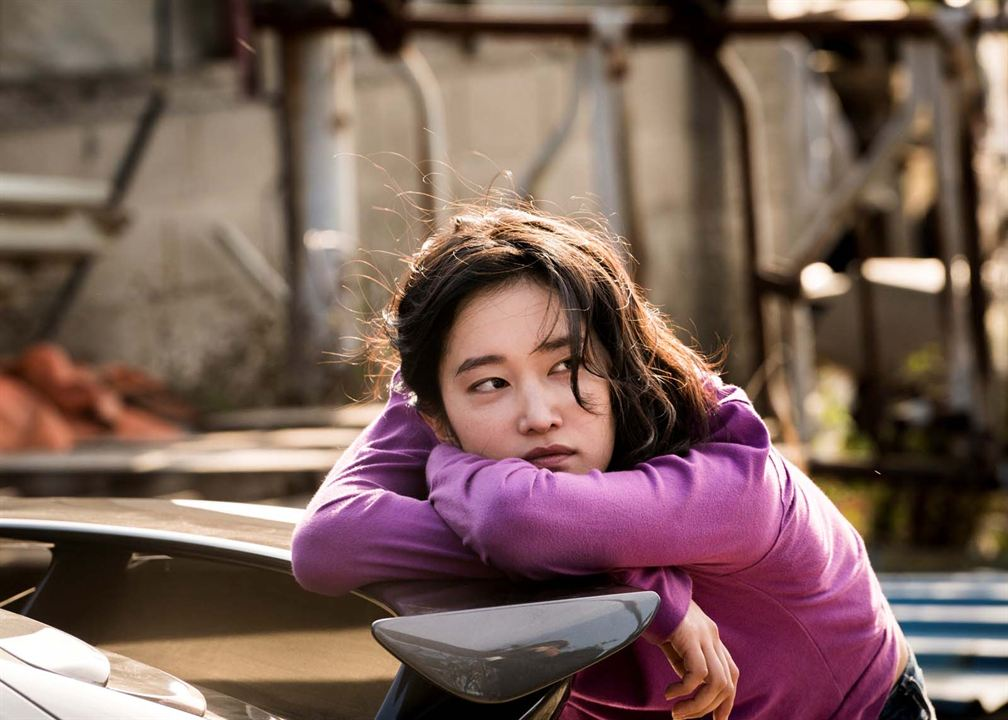 Burning : Photo Jeon Jong-seo