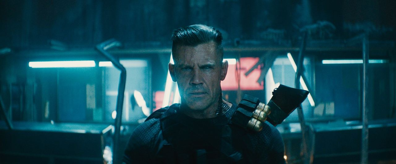 Deadpool 2 : Photo Josh Brolin
