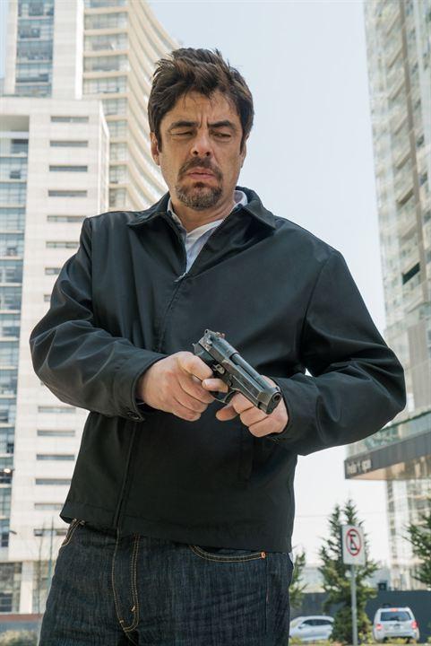 Sicario La Guerre des Cartels : Photo Benicio Del Toro