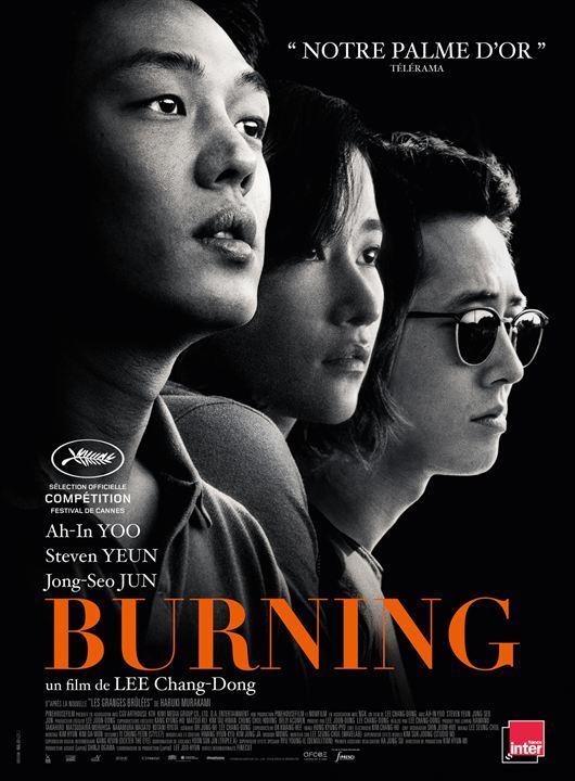 Burning : Affiche