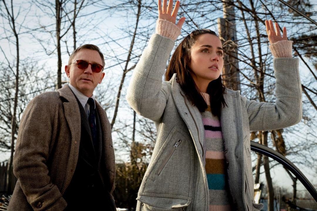 À couteaux tirés : Photo Ana de Armas, Daniel Craig