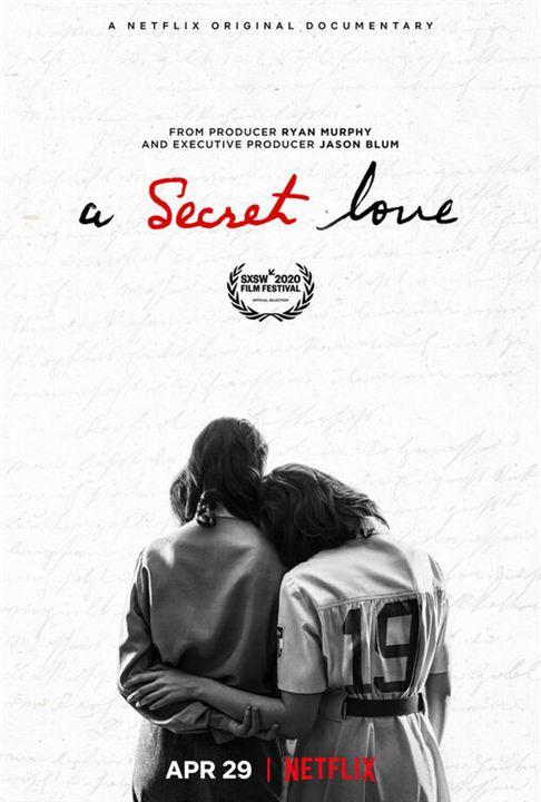 A Secret Love : Affiche