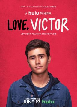 Love, Victor : Affiche