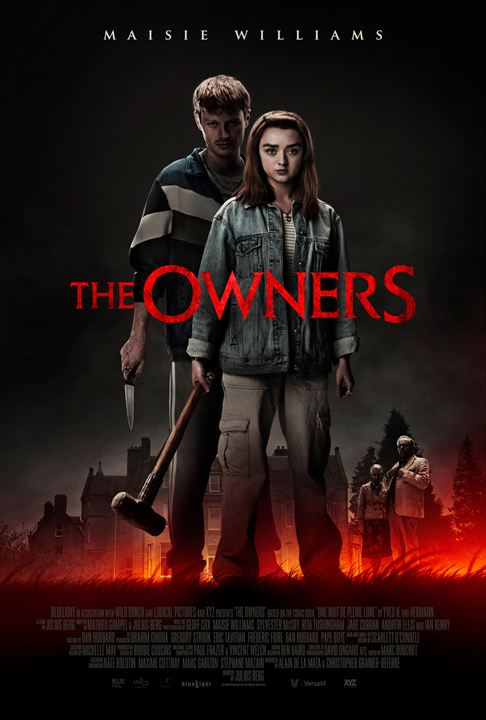 The Owners : Affiche