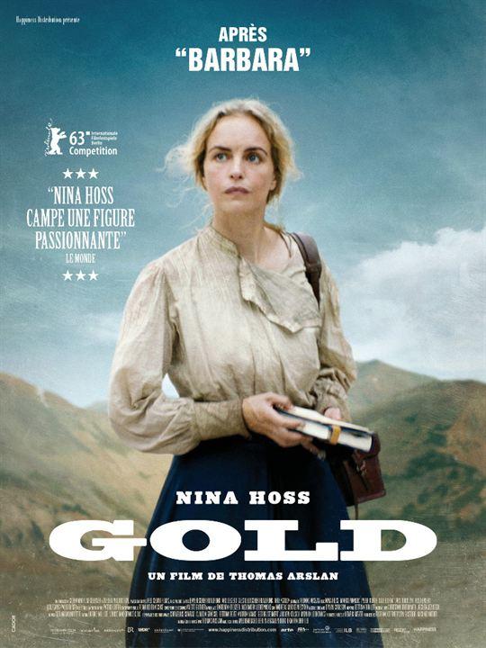 Gold : Affiche