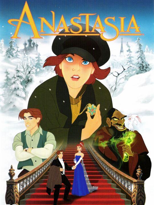 Anastasia : Affiche