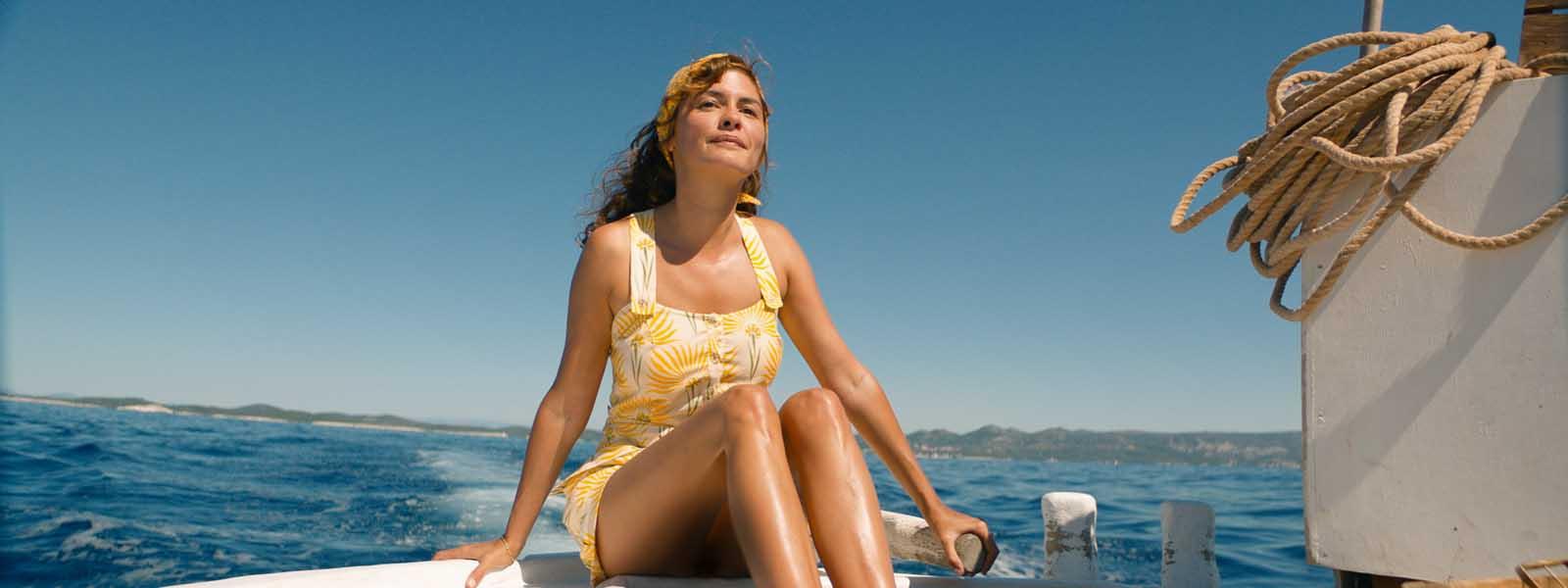 Simone Melchior Cousteau (Audrey Tautou)