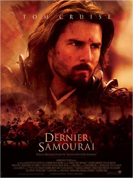 Affiche - le dernier samouraï