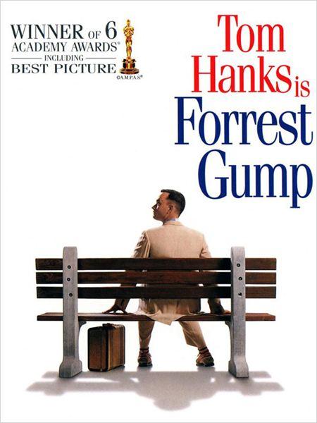 Forrest Gump : Affiche Robert Zemeckis, Tom Hanks