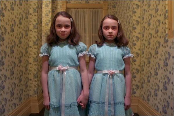 Shining : Photo Lisa Burns, Louise Burns, Stanley Kubrick