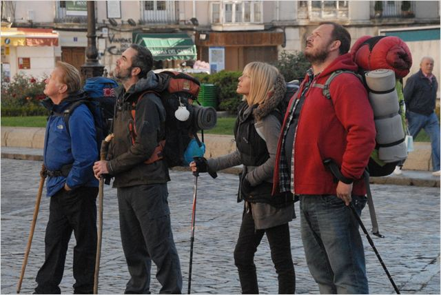 The Way, La route ensemble : Photo