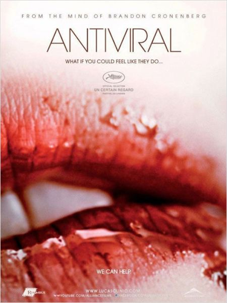 Antiviral : Affiche