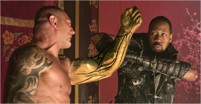 L'Homme aux poings de fer : Photo Dave Bautista, RZA