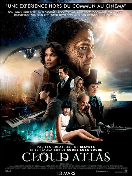 Cloud Atlas : affiche