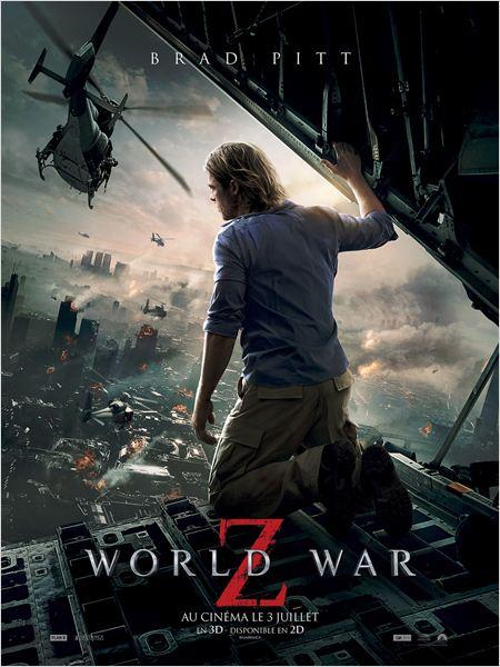 World War Z : Affiche