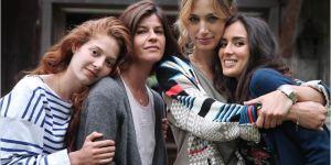 Quatre saisons, quatre filles...