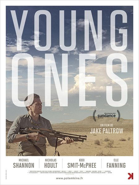 Young Ones : Affiche