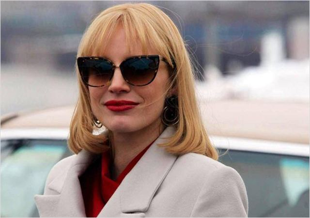 A Most Violent Year : Photo Jessica Chastain