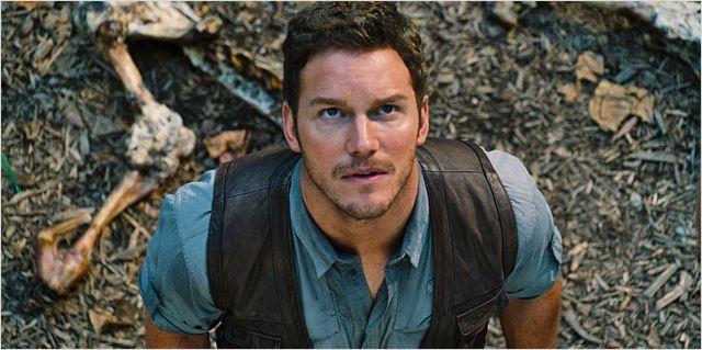 Jurassic World : Photo Chris Pratt