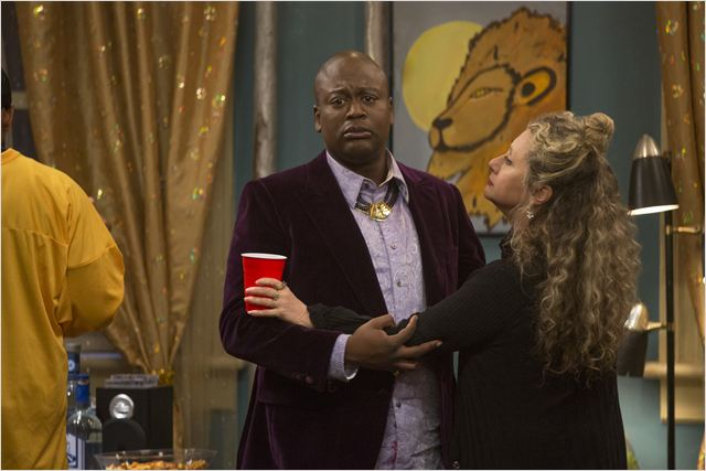 Photo Carol Kane, Tituss Burgess