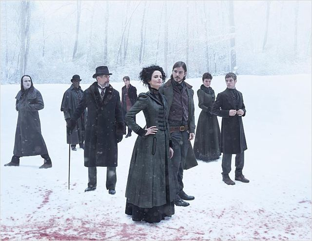 Photo Danny Sapani, Eva Green, Harry Treadaway, Helen McCrory, Josh Hartnett
