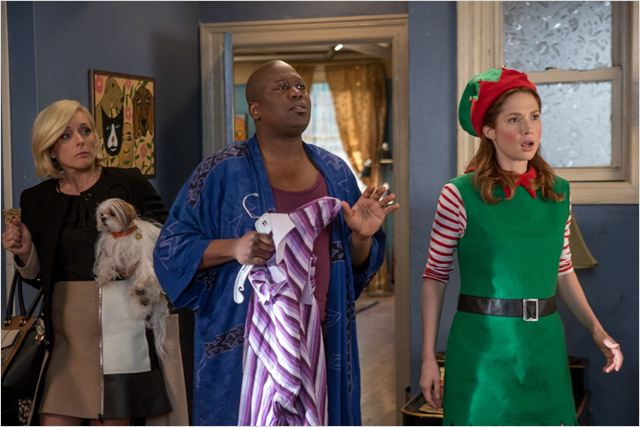 Photo Ellie Kemper, Jane Krakowski, Tituss Burgess