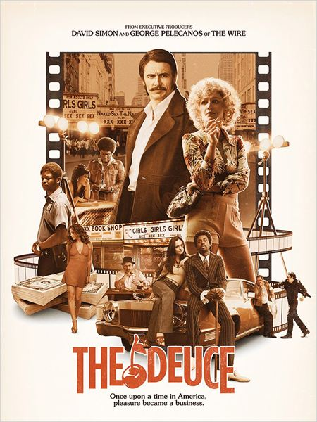 The Deuce de David Simon et George Pelecanos