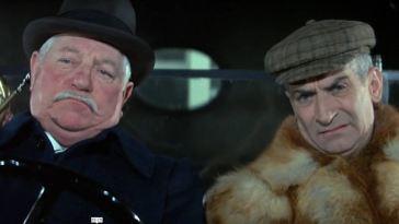 Le Tatoué : Louis de Funès et Jean Gabin ont détesté travaillé ensemble – Actus Ciné