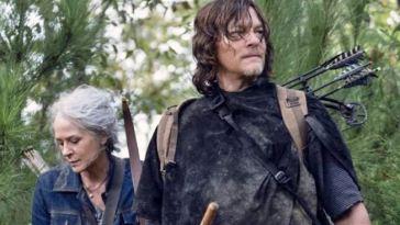 The Walking Dead sur OCS: pas de temps mort dans la saison finale promet la showrunneuse – News Séries à la TV