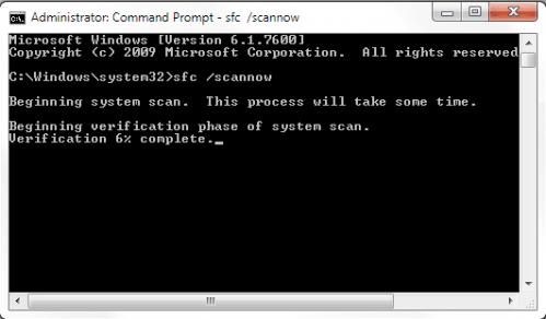 Microsoft SFC