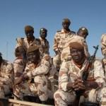 Des militaires maliens à Gao