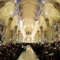 Arrivée du pape à New York, deuxième étape de son voyage aux Etats-Unis