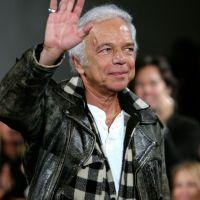 Ralph Lauren, 75 ans, quitte la direction générale de son groupe