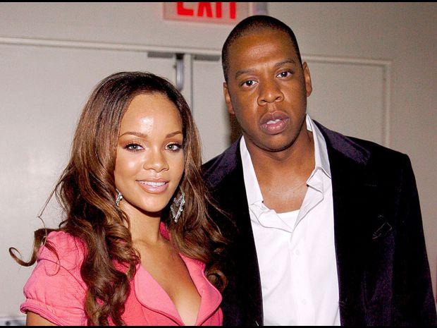 Rihanna and Jay Z | voici.fr