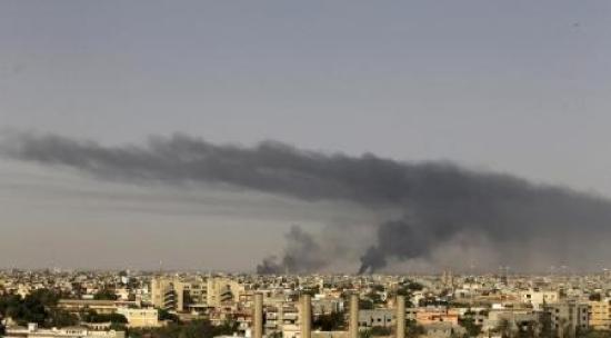 DES CONSEILLERS MILITAIRES FRANÇAIS À BENGHAZI, SELON UN OFFICIER LIBYEN